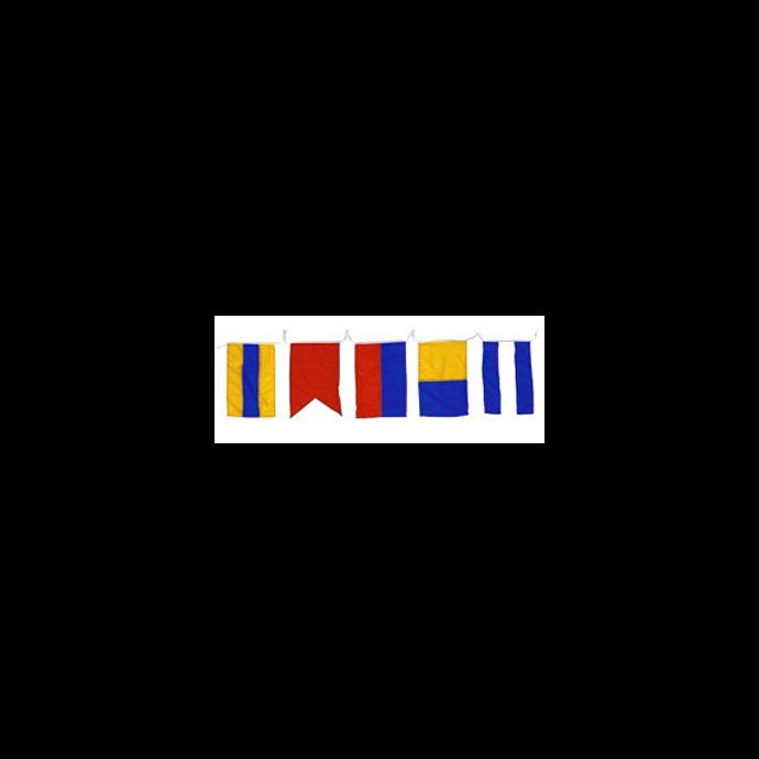 International Code Flag Set
