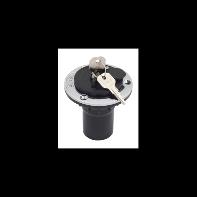 Fuel Fill with Locking Cap
