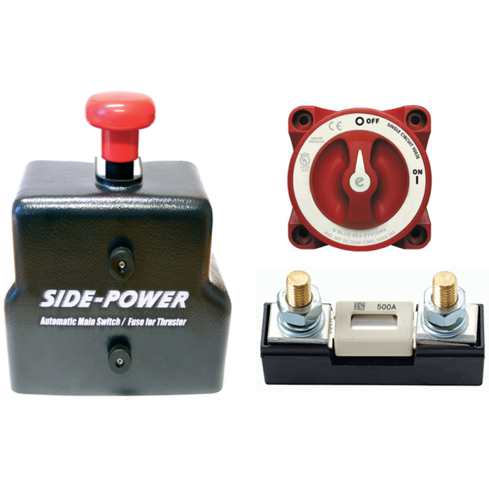 AUTOMATIC MAIN SWITCH 12V IP RATED