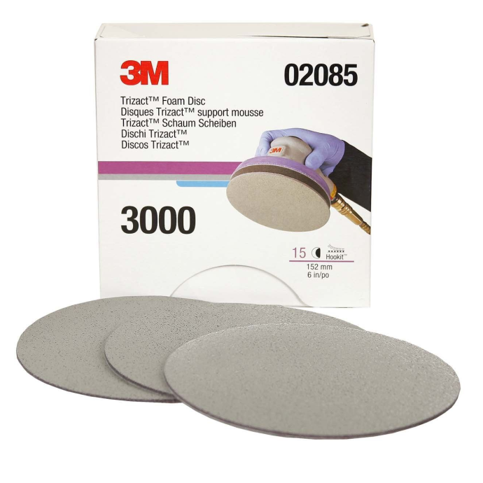 Hookit™ Trizact™ Foam Polishing Disc