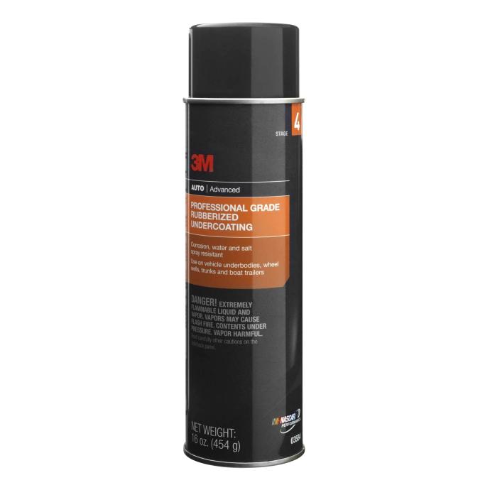 Professional Grade Rubberized Undercoating