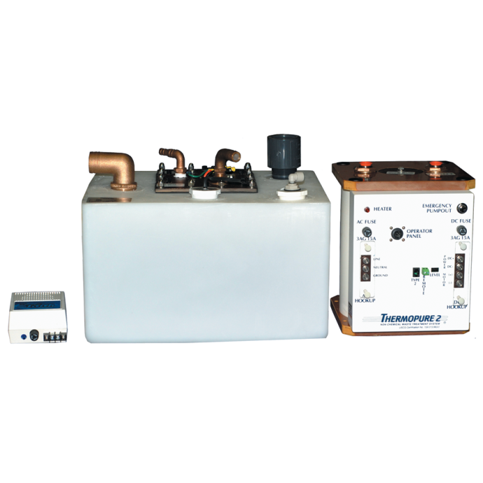 Thermopure-2® - Non-Chemical Waste Treatment System