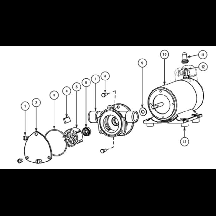 Vane Pump Replacement Parts