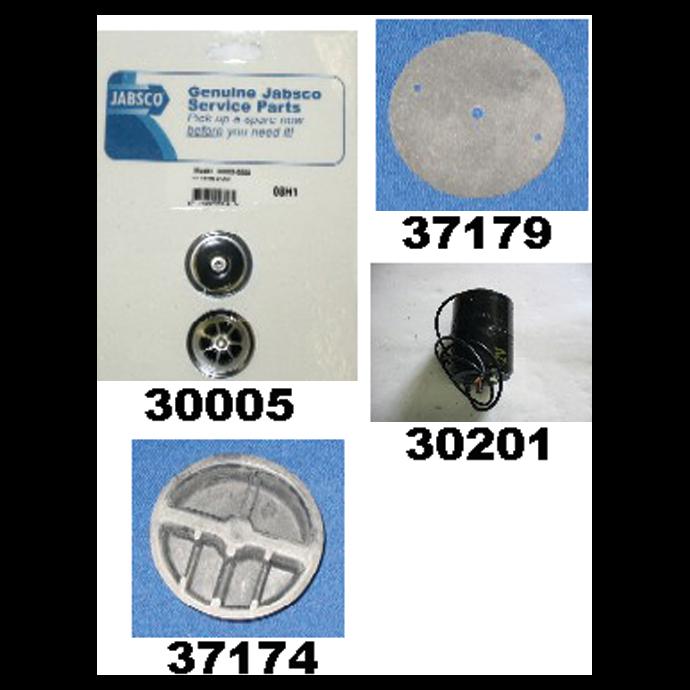 Jabsco Pump Replacement Parts