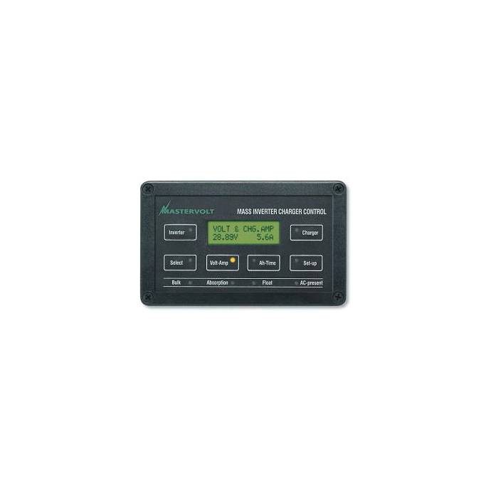 MICC (Mass Inverter/Charger Control) Remote Panel