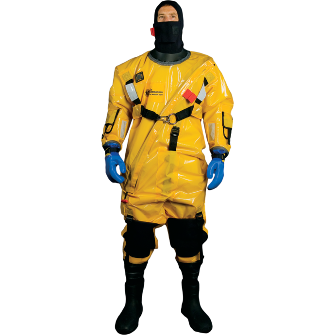 Mustang Ice Commander Rescue Suit PRO - IC9002-02