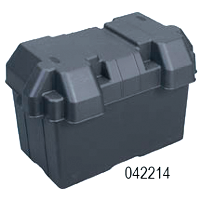 Injection-Molded Battery Box