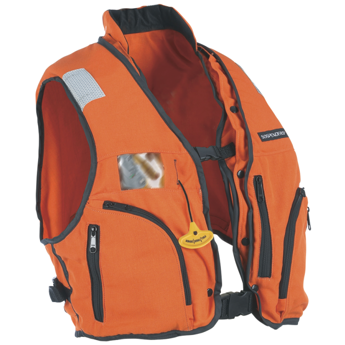 Stearns Inflatable Vest - Manual with Nomex® Fabric