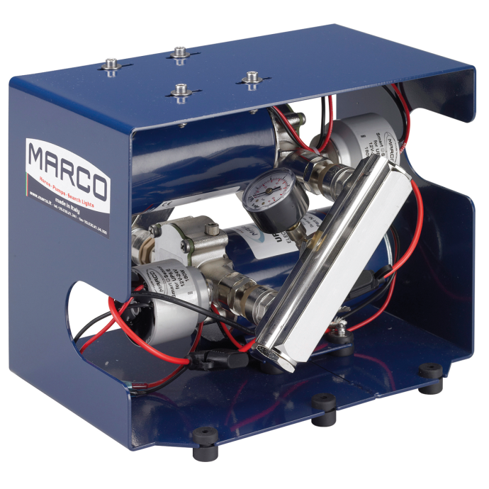 Marco UP6⁄E-DX Dual Water Pressure Pump