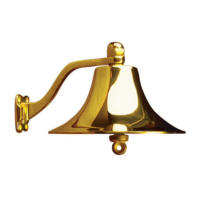 Bells - Cast Polished Brass or Chrome