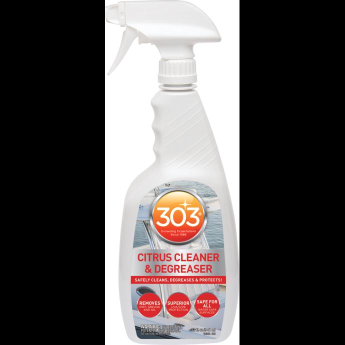 Marine Citrus Cleaner & Degreaser