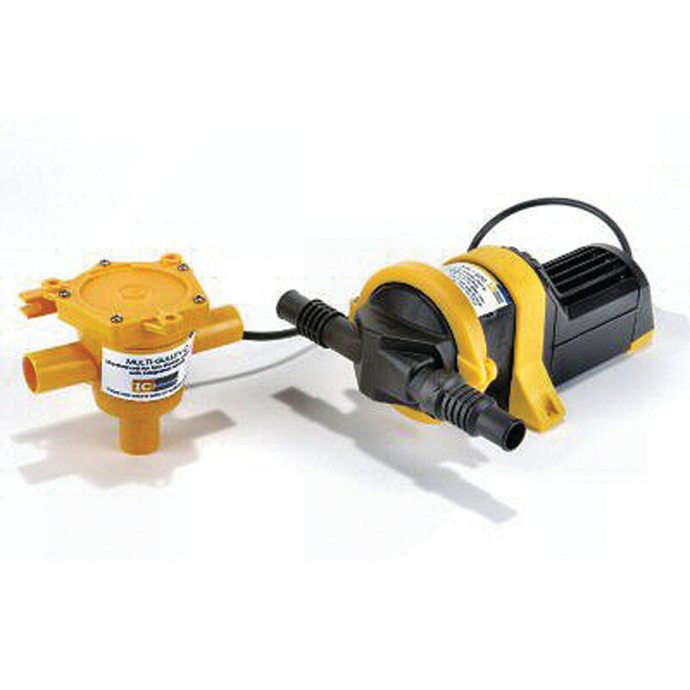 Gray Water Pump Kit With Intelligent Control - 12V⁄24V
