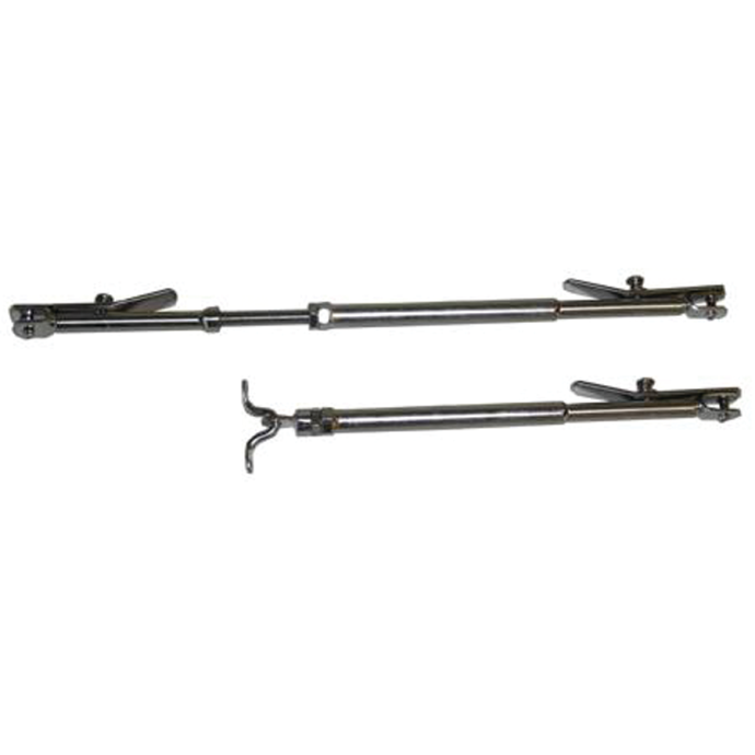 Stand-Off Brackets - Adjustable Length