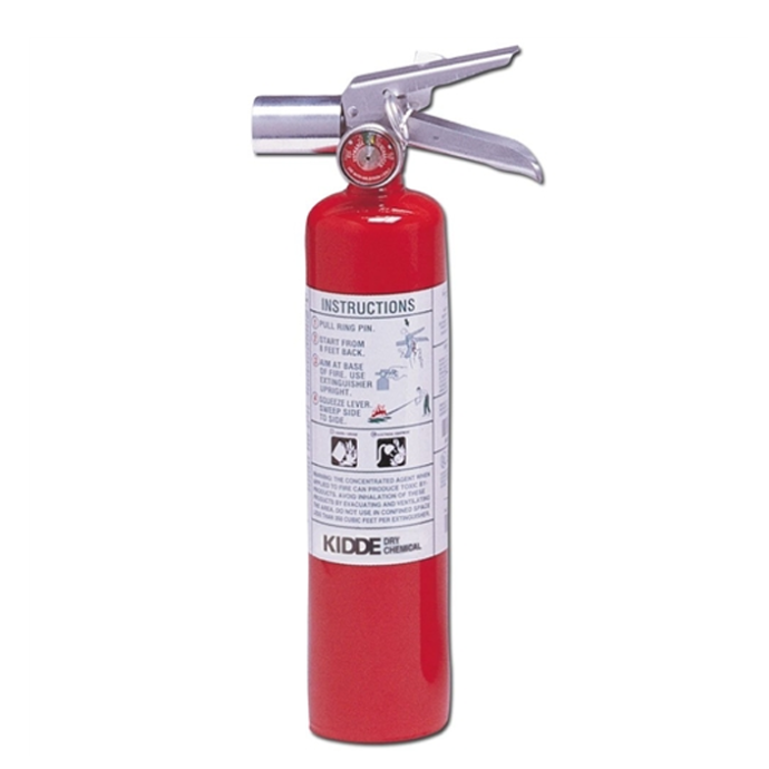 Badger Halotron-1™ 2-1/2 lb Extinguisher - Class 2-B:C