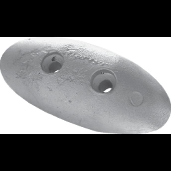 Bolt-On Hull Anodes - Zinc