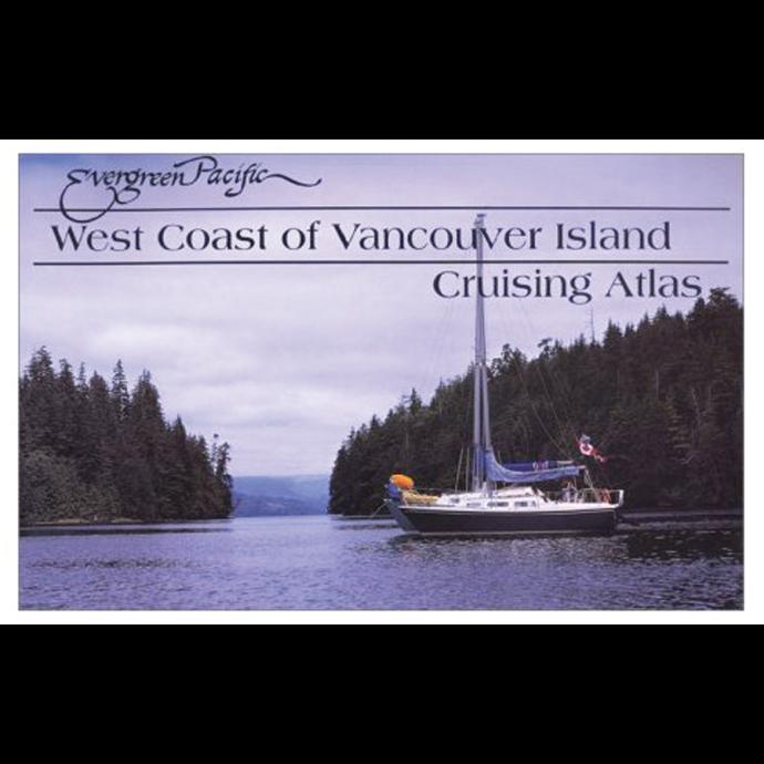 West Coast of Vancouver Island Cruising Atlas 1