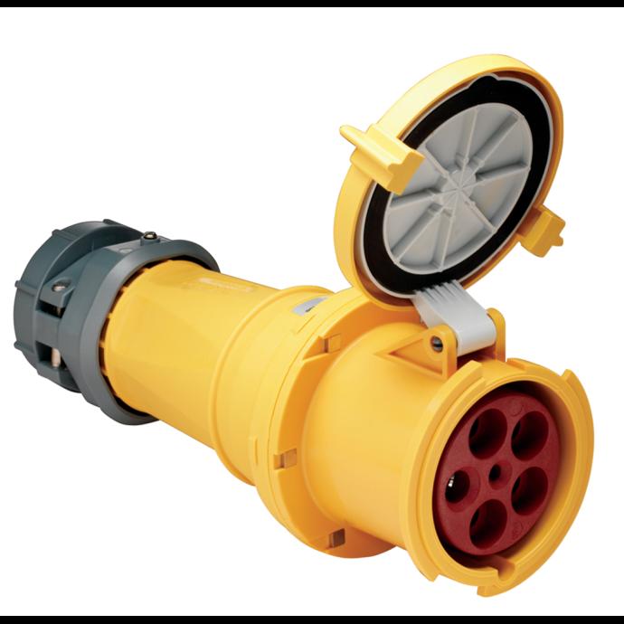100A 3ØY 120⁄208V Shore Power Plug & Connectors