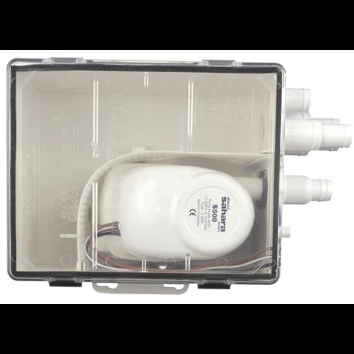 Shower Sump Pump - 500 GPH 1
