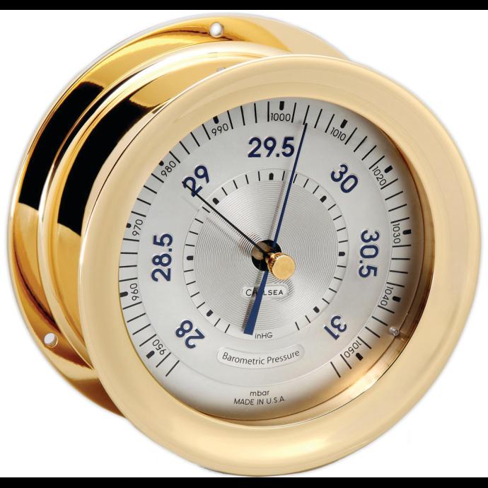 Polaris Barometer - Brass 1