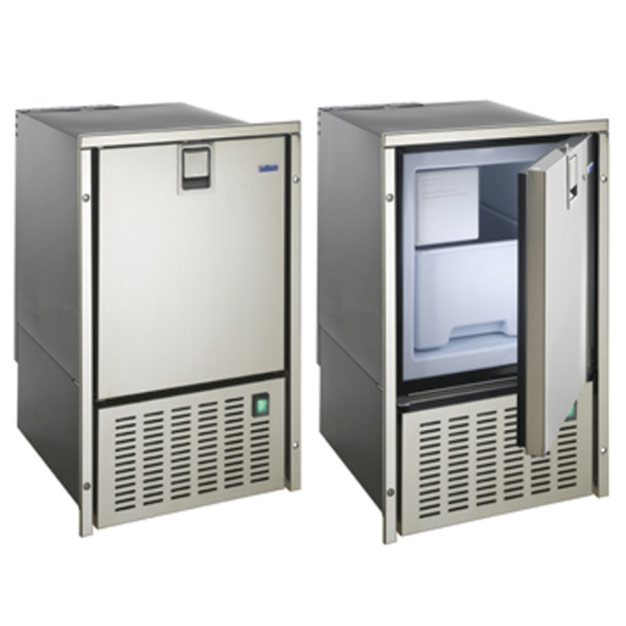 Ice Maker SS 115 VAC White Ice Cubes