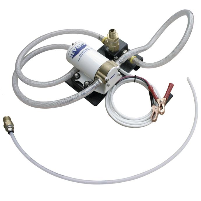 GP-311-P Portable Gear Pump Oil Change Kit - 100W Motor and Flexible Dip Tube 1