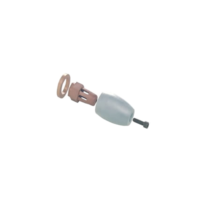 Prop Nut Anode - Complete - Aluminum 1