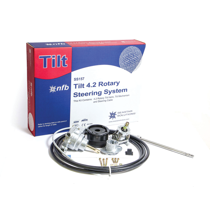 NFB 4.2 Tilt Rotary Cable Steering Kits - for Single Cable Applications 1