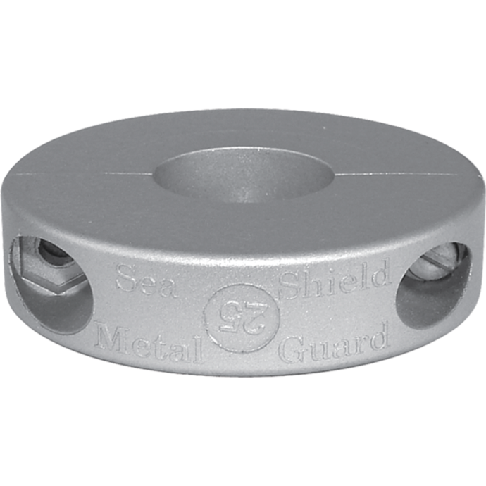 Beneteau Micro Limited Clearance Collar Anodes - Zinc 1