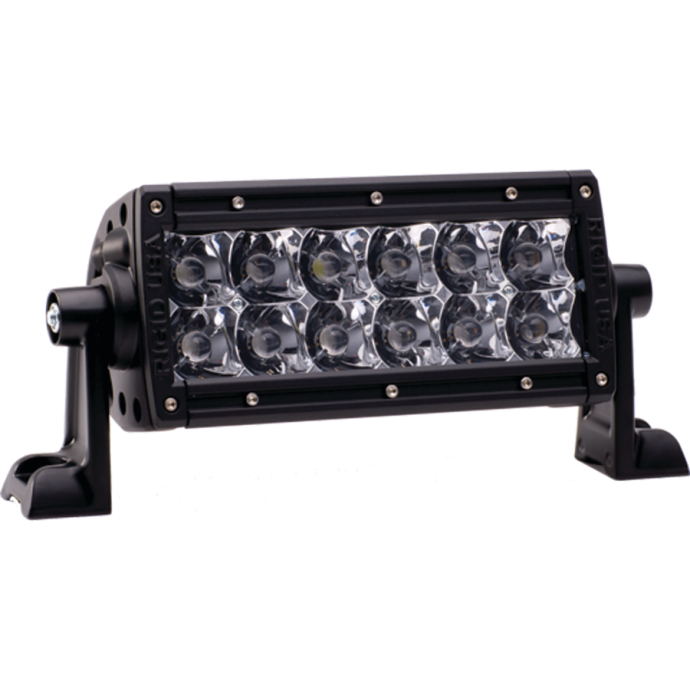 E-Series Dual Row LED Spot-Flood Combo Lights 1