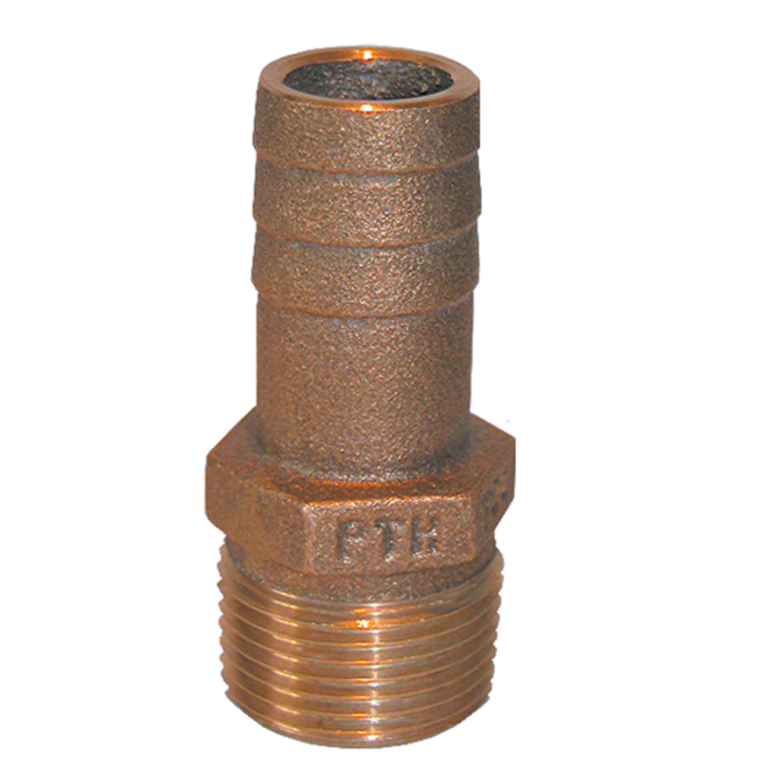 Pipe to Hose Adapters - Straight & Curved