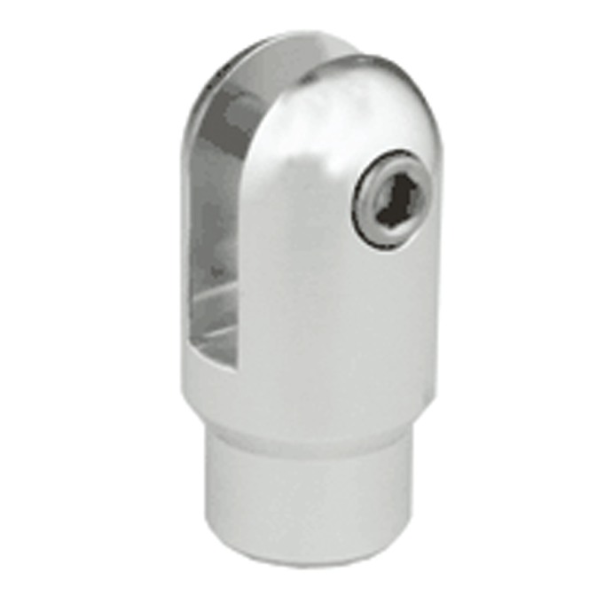 F30-1853 Aluminum Pin with Washer & Bolt Slot 1