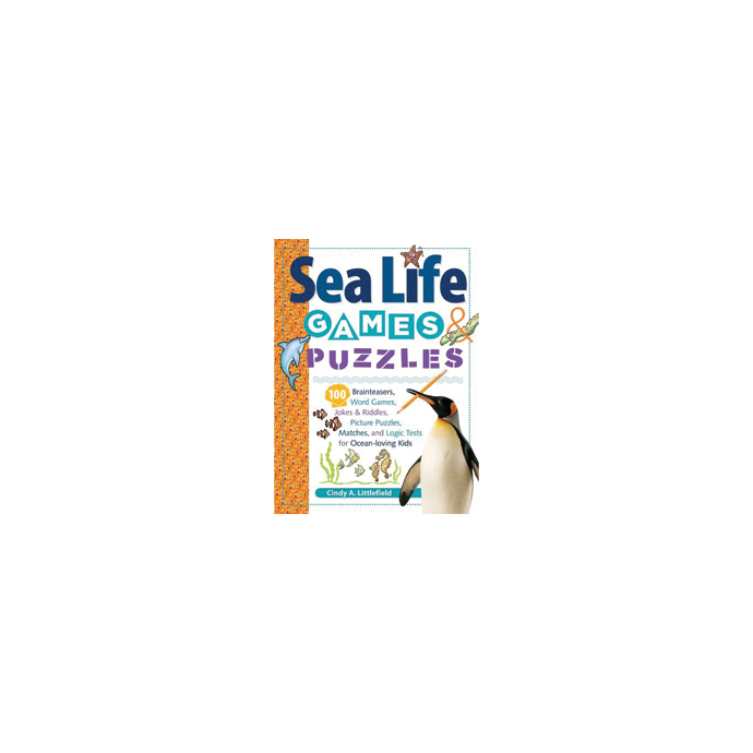 Sea Life Games and Puzzles 1