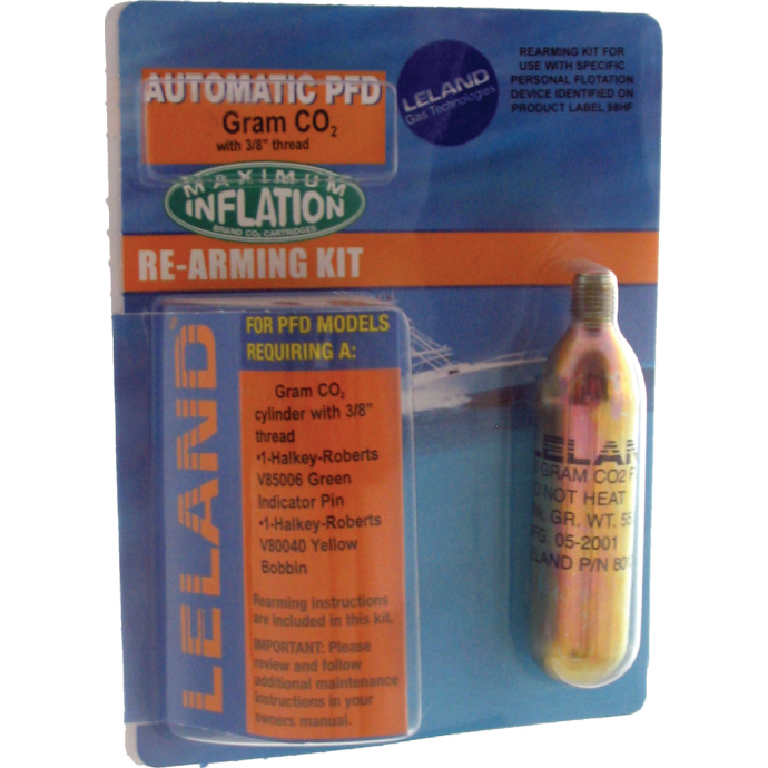 V85000 Automatic CO2 PFD Rearming Kit