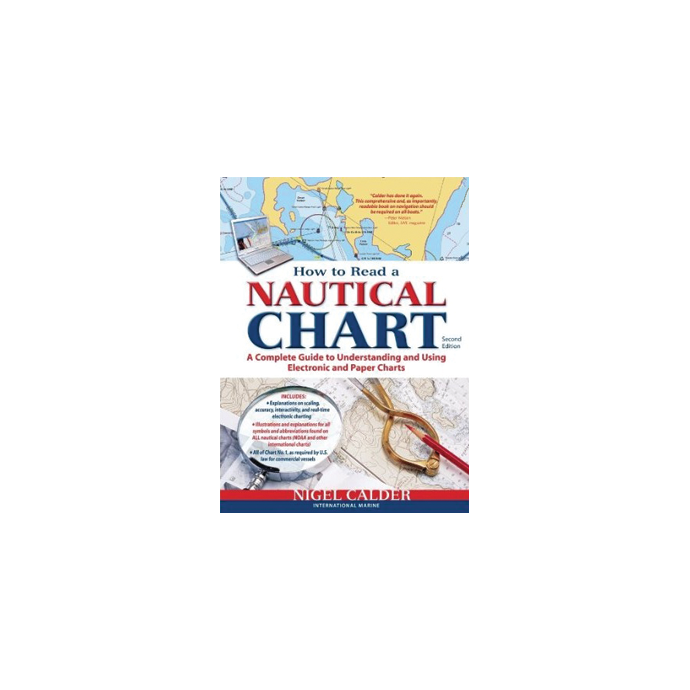 How to Read a Nautical Chart, 2nd Ed. 1