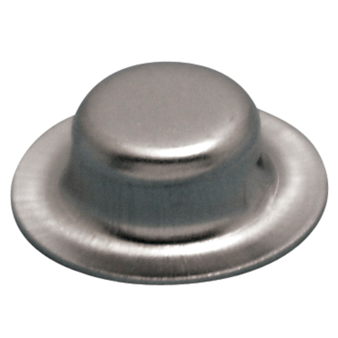 "Pall Nuts, 1/2"" - 304 Stainless Steel"