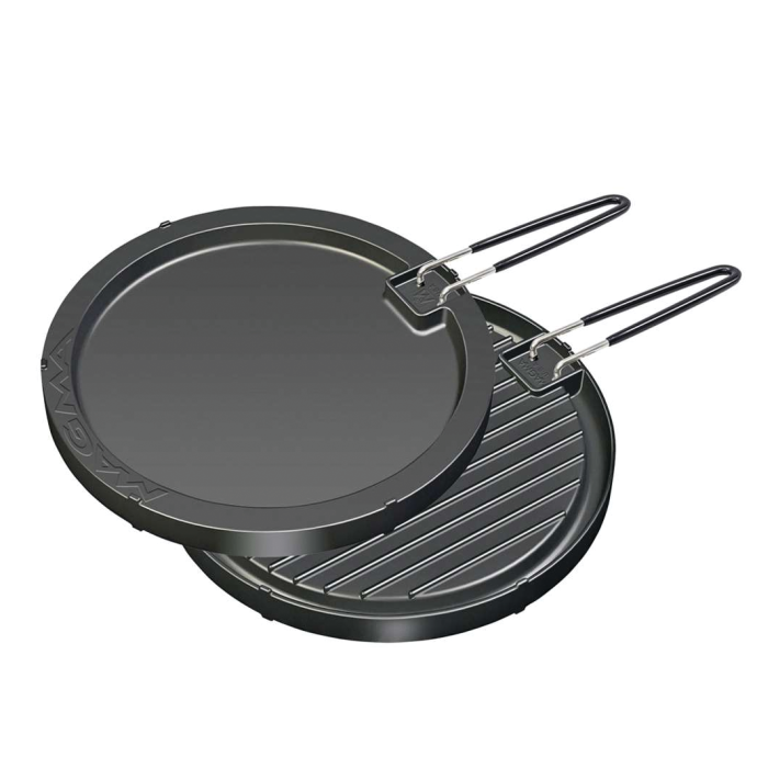 Reversible Non-Stick Round Griddle 1