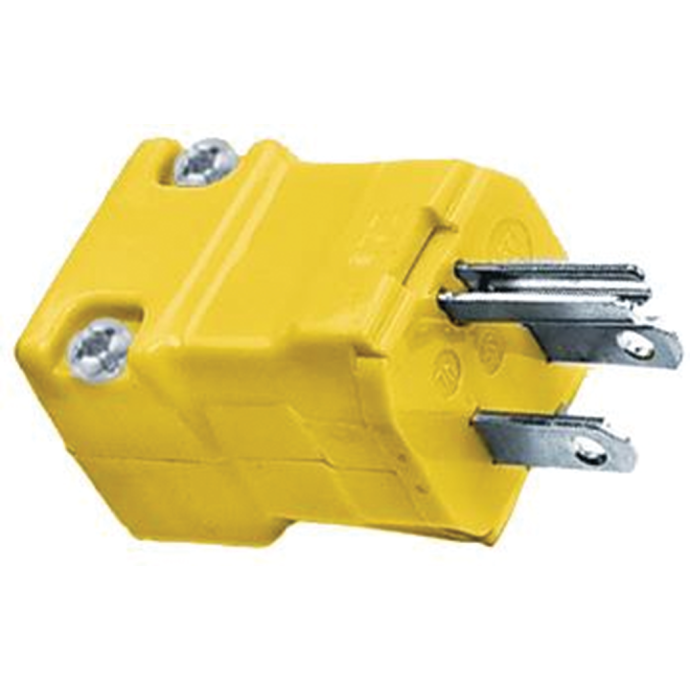 """Marine 15 Amp 125 Volt """"Valise"""" Straight Blade Power Cord Devices"""
