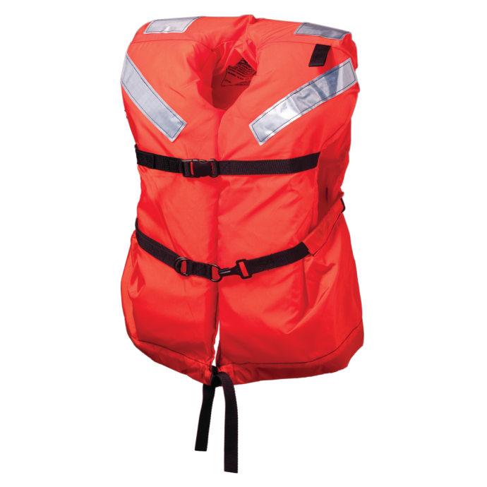 1002 Universal Vest Style Life Jacket - Child 1