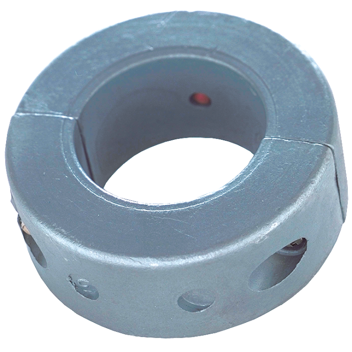 Metric Limited Clearance Collar Anodes - Aluminum 1
