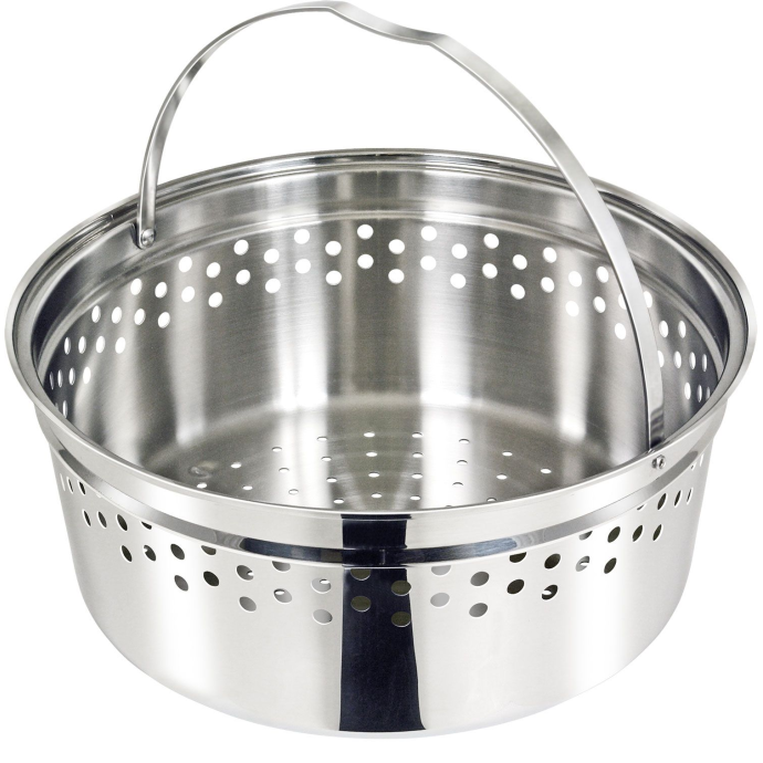 Professional Series Nesting Stainless Steel Colander 1