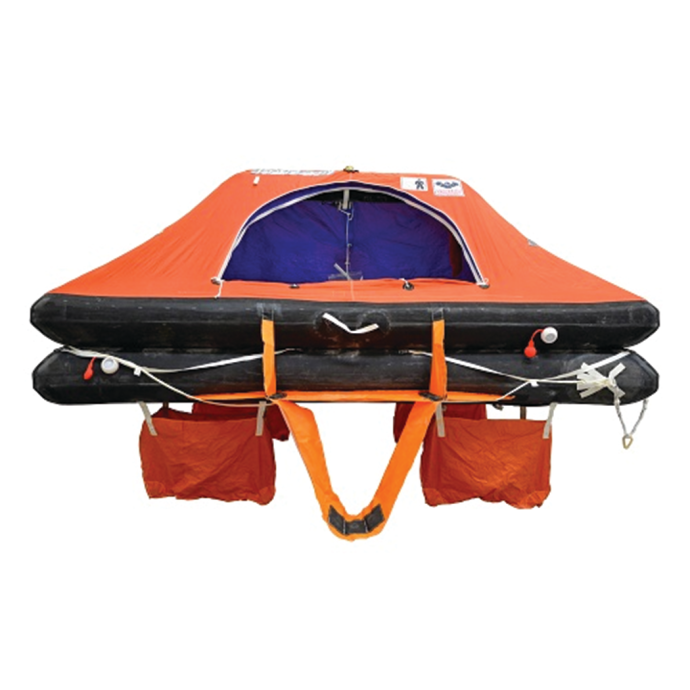 Type DK+ Offshore Commercial Life Rafts - 4 to 8 Person Models 1