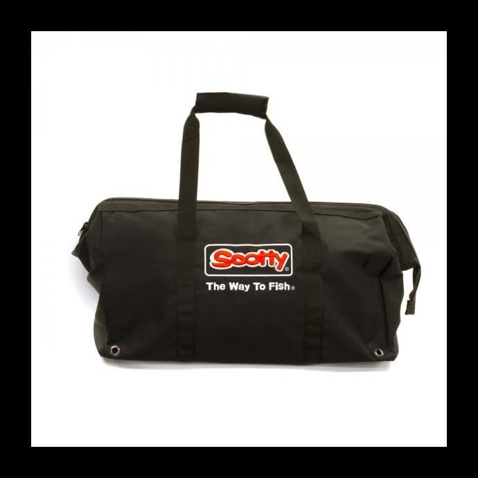 Line Puller Stow-Away Bag 1