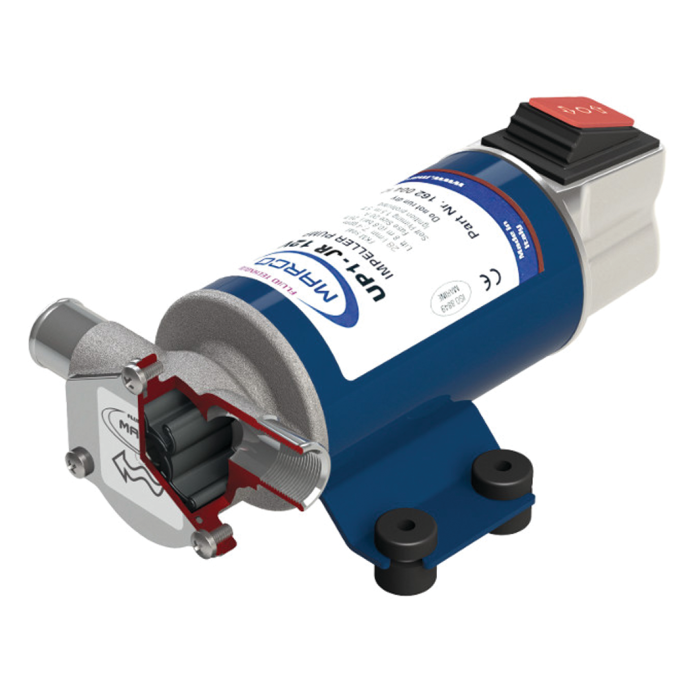 Integrated Switch Impeller Pump 1