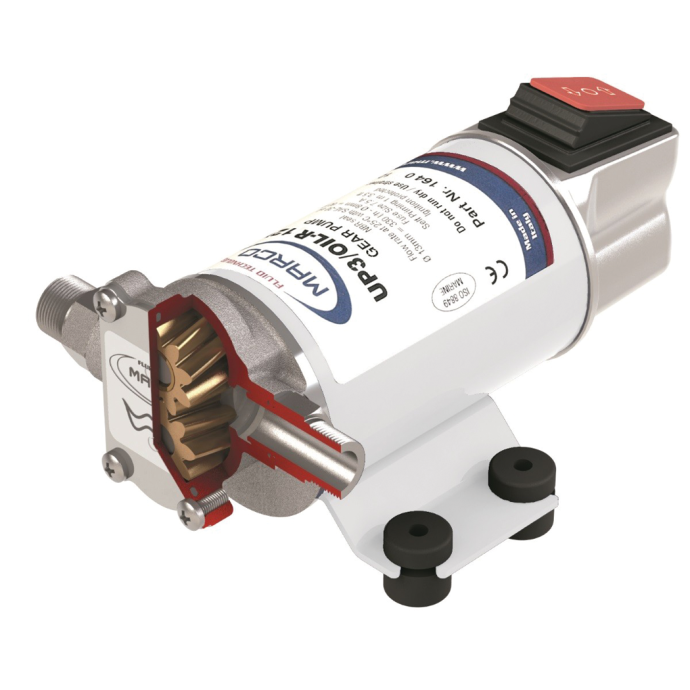 UP3/OIL-R On/Off Integrated 3 Position Switch Pump 1