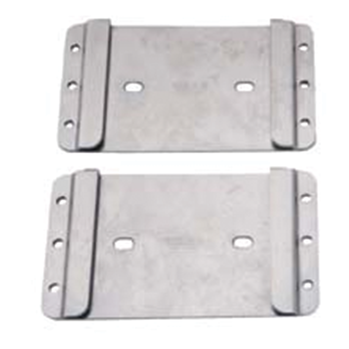 Removable Bases for Dinghy Chocks - Set of 2 1