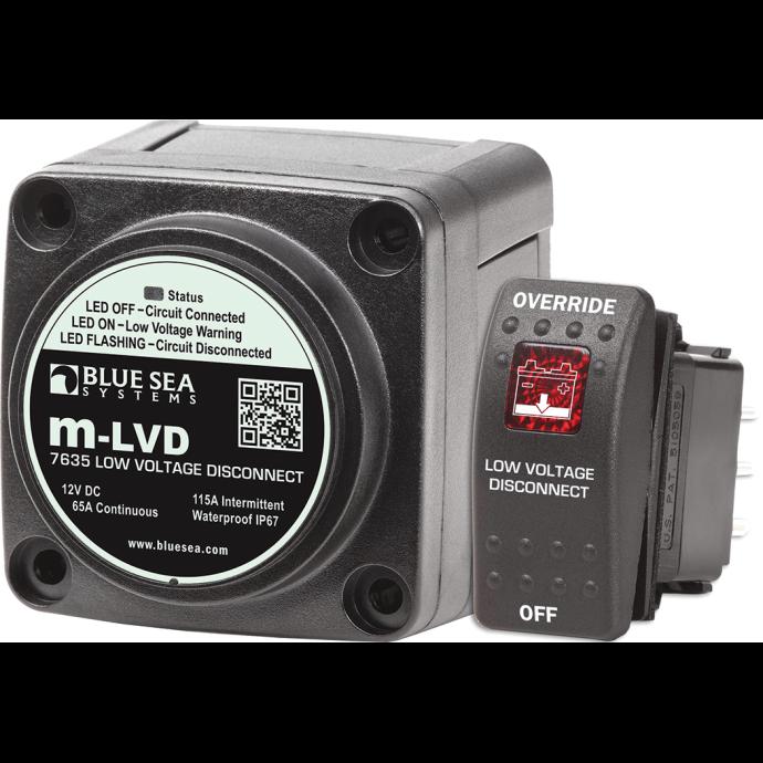 m-LVD Low Voltage Disconnect 1