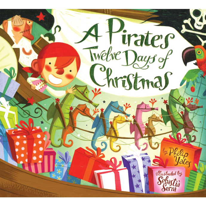A Pirate's Twelve Days of Christmas 1