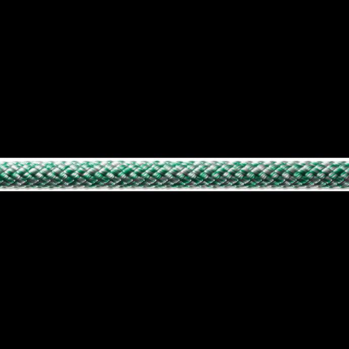 Sirius 500, Silver/Green, 10 mm Dia. 6173 lbs. BL, 656 ft (200 m) Spool