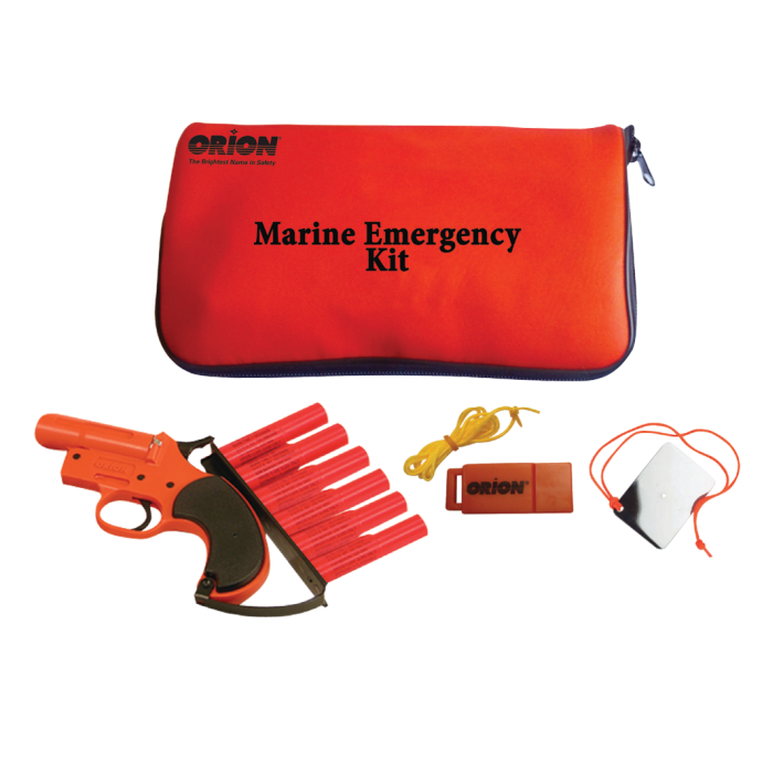 Coastal Alerter Flare Kit With Accessories 1