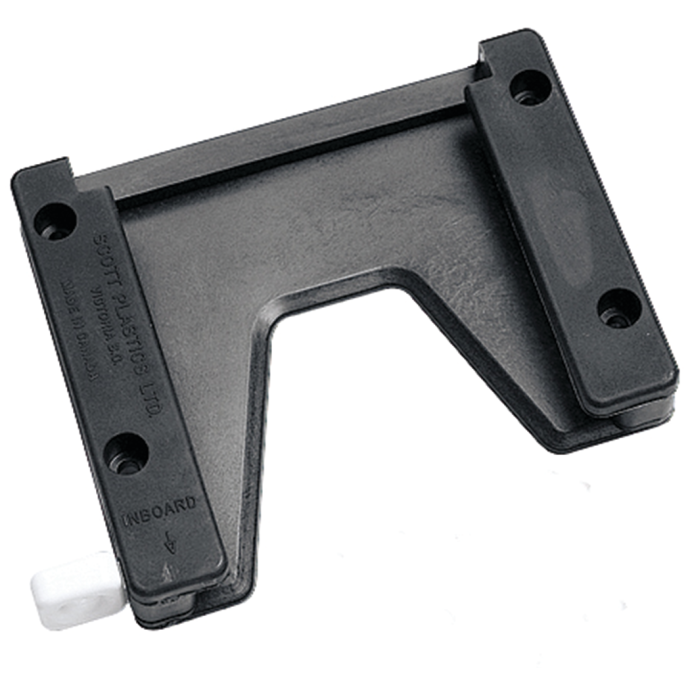 1010 Compact Manual Downrigger Quick-Slide Mount 1